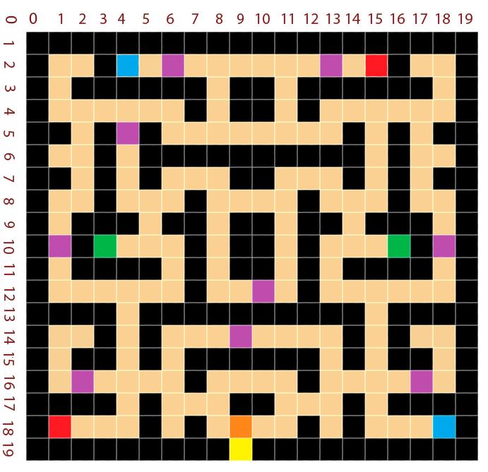 Mapa Cleptrojan