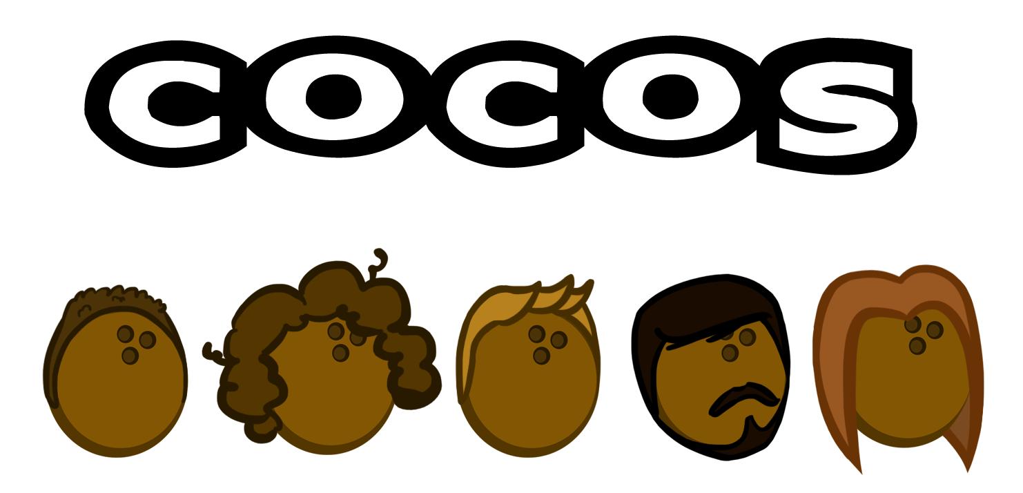 Cocos: logo del grupo