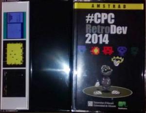 #CPCRetroDev2014 Cassette
