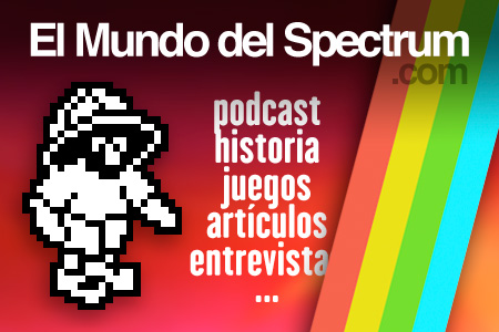El Mundo Del Spectrum Podcast - Logo
