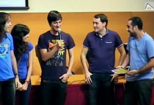 Entrega de Premios #CPCRetroDev 2014