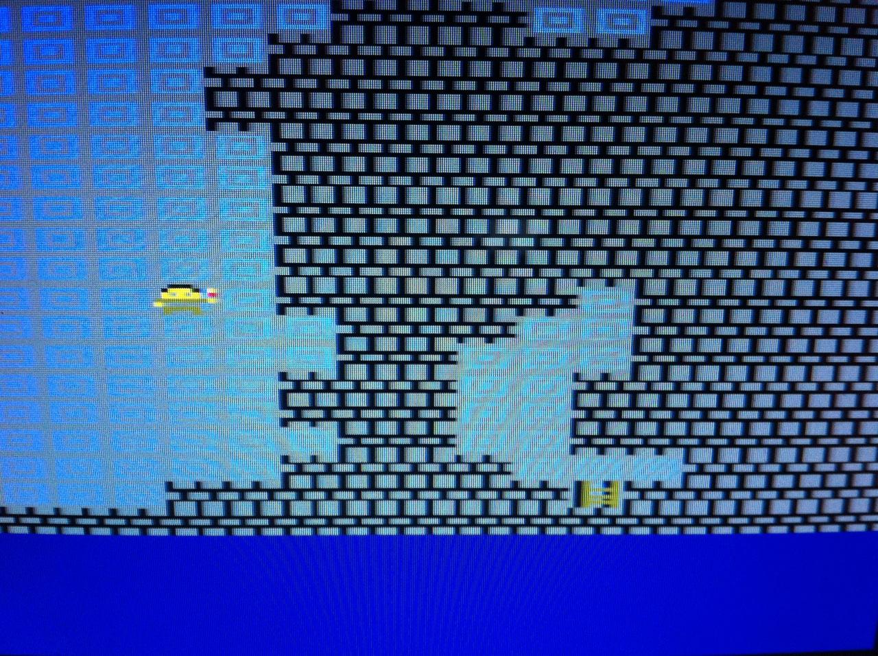 Uno de los mapas del juego en su versión 2.0